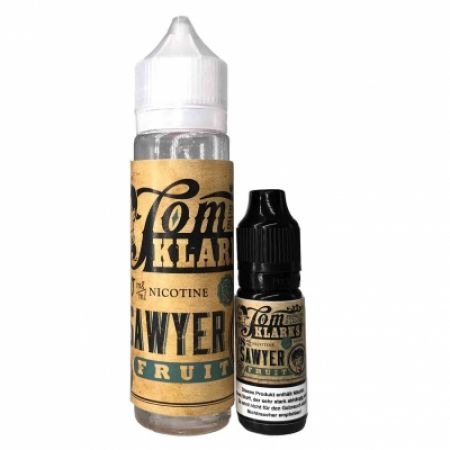 Tom Klark Sawyer Frucht 60ml - 6mg/ml Nikotin - E-Liquid made in Germany
