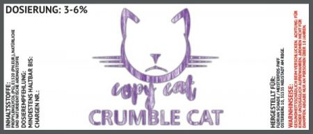 Copy Cat Aroma Crumble Cat