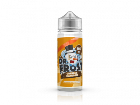 Dr. Frost - Orange Mango Ice 100ml Shortfill