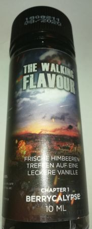 The Vaping Flavour - Ch. 1 Berrycalypse 10ml Aroma