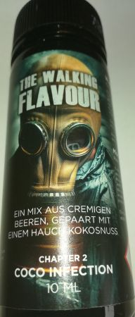 The Vaping Flavour - Ch. 2 Coco Infection 10ml Aroma