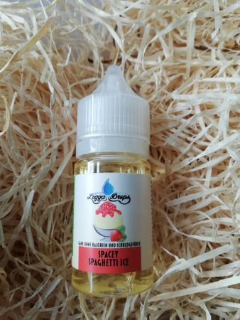 Legga Drops 30ml Spacy Spaghetti Ice - Aromenkonzentrat