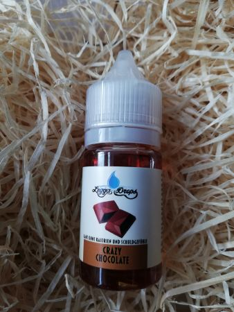 Legga Drops 30ml Crazy Chocolate - Aromenkonzentrat