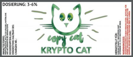 Copy Cat Aroma Krypto Cat