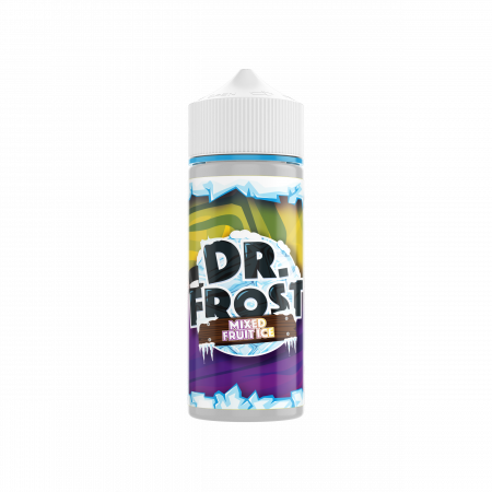 Dr. Frost - Mixed Fruit Ice 100ml Shortfill