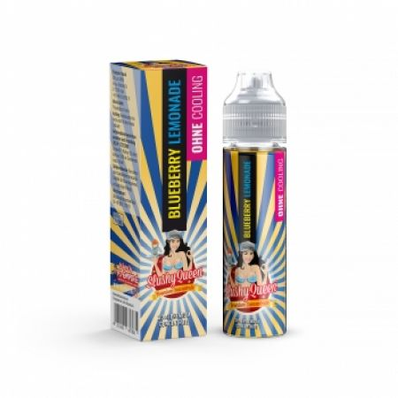PJ Empire Slushy Queen Ohne Cooling Blueberry Lemonade 20ml Longfill in 60ml Flasche