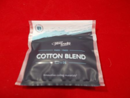 Fiber Freaks Cotton Blend - 4 Pads Density No 1