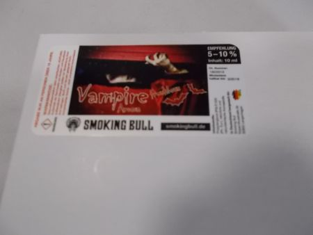 Smoking Bull Vampire Aroma Freshless 10ml