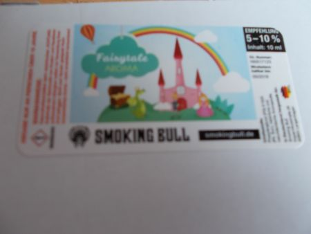 Smoking Bull Fairy Tale Aroma 10ml