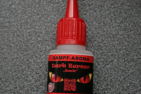 Dark Burner Sahne 10 ml (Basic)