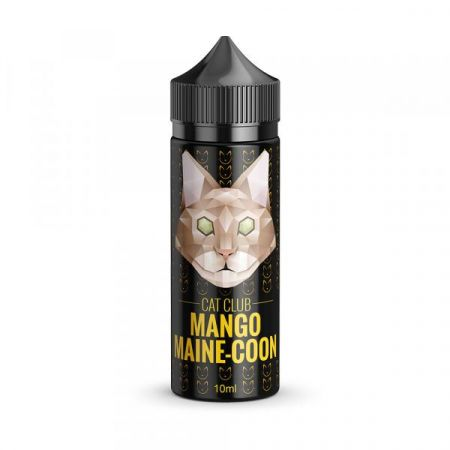 Cat Club Mango Maine-Coon Aroma 10ml BIB Longfill