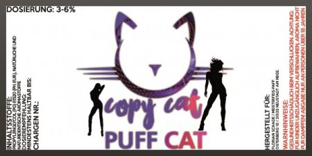Copy Cat Aroma Puff Cat