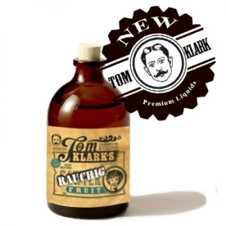Tom Klark Sawyer Frucht Rauchig 3 x 10ml - E-Liquid made in Germany - 12mg Nikotin / ml