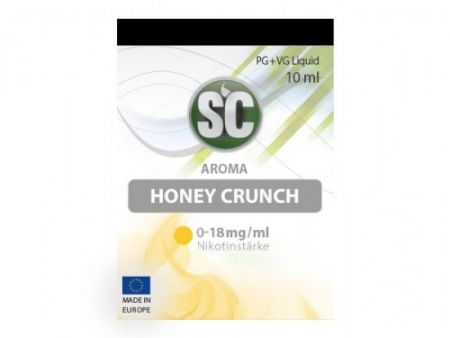 SC Liquid Honey Crunch 10ml