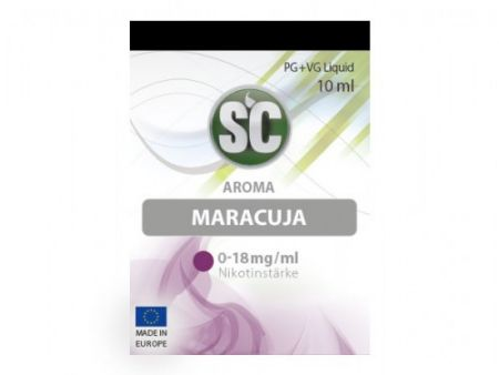 SC Liquid Maracuja 10ml