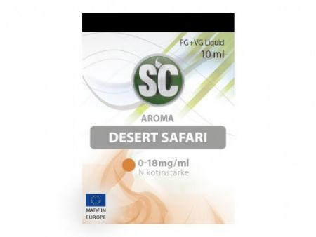 SC Liquid Desert Safari 10ml