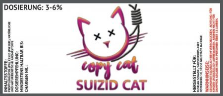 Copy Cat Aroma Suizid Cat