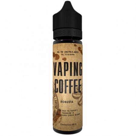 Vaping Coffee - Robusta 50ml 0mg