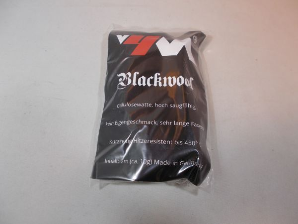 Blackwool Cellulosewatte - vape 4 me