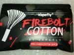 Vapefly Firebolt Cotton Strands Wattesticks