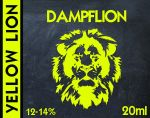 Dampflion Aroma 20ml Yellow Lion MHD 2/18