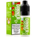 Dinner Lady Apple Pie 6mg/ml Nikotin 50:50 10ml