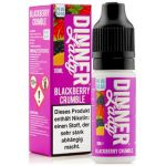 Dinner Lady Blackcurrant Crumble 6mg/ml Nikotin 50:50 10ml