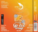 Hayvan Juice Ga-Zoz Orange Aroma 10ml - Longfill MHD 3/21
