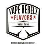 Vape Rebelz Melon Bomb - 10ml MHD 9/19