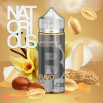 Natorious by Dexter - Bravo 30ml 0mg in 120ml Flasche