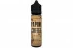 Vaping Coffee  Caffe Latte 50ml 0mg MHD 4/20